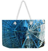 26 East Antenna Abstract 1 Weekender Tote Bag
