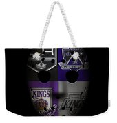 Los Angeles Kings Weekender Tote Bag