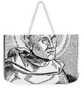 Martin Luther (1483-1546) Weekender Tote Bag