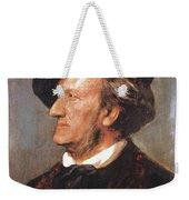 Richard Wagner (1813-1883) Weekender Tote Bag