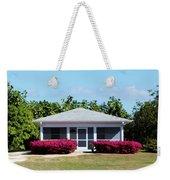 27 Cottage Weekender Tote Bag