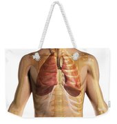 The Respiratory System Weekender Tote Bag