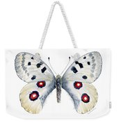 28 Apollo Butterfly Weekender Tote Bag