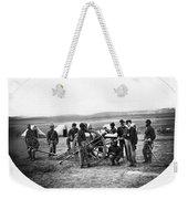 Civil War Black Troops Weekender Tote Bag