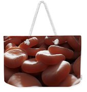 Red Blood Cells Weekender Tote Bag
