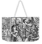 Dance Of Death, 1538 Weekender Tote Bag