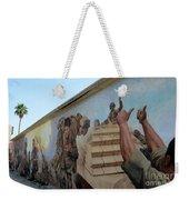 29 Palms Mural 4 Weekender Tote Bag by Bob Christopher