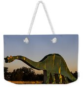 2d Brontosaurus Weekender Tote Bag