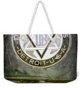 1923 Dodge Brothers Depot Hack Emblem Weekender Tote Bag