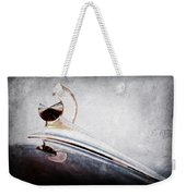 1949 Ford Hood Ornament Weekender Tote Bag