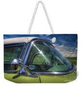 1956 Thunderbird Weekender Tote Bag