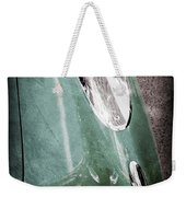 1957 Chevrolet Corvette Taillight Weekender Tote Bag