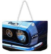 1967 Chevy Camaro Rs Weekender Tote Bag