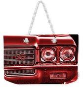 1971 Buick Gs Weekender Tote Bag