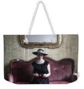 40s Lady Weekender Tote Bag by Joana Kruse