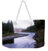 A Mountain Stream Weekender Tote Bag