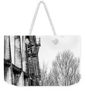 Abandoned Sugarmill Weekender Tote Bag