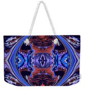 Abstract 110 Weekender Tote Bag