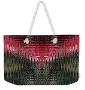 Abstract 117 Weekender Tote Bag