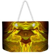 Abstract 118 Weekender Tote Bag