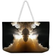 Abstract 125 Weekender Tote Bag