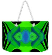 Abstract 46 Weekender Tote Bag