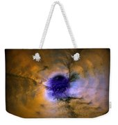 Abstract 82 Weekender Tote Bag by J D Owen