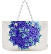 Adeno-associated Virus Weekender Tote Bag