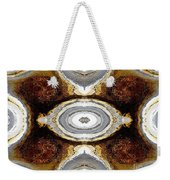 African Moon Abstract Weekender Tote Bag