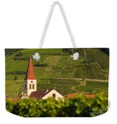 Alsace Church Weekender Tote Bag