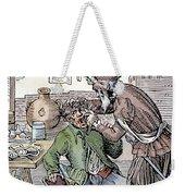 Amman: Dentist, 1568 Weekender Tote Bag