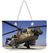 An Ah-64a Peten Attack Helicopter Weekender Tote Bag