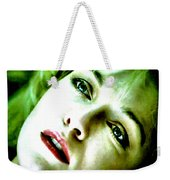 and The Angels Wouldn't Help You Weekender Tote Bag