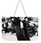 Anna Howard Shaw Weekender Tote Bag