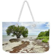 Anne's Beach-3 Weekender Tote Bag