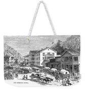 Arkansas Hot Springs Weekender Tote Bag