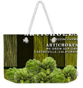 Artichokes Farm Weekender Tote Bag