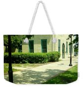 Aurora Transportation Center Weekender Tote Bag