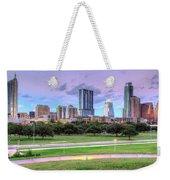 Austin At Twilight Weekender Tote Bag