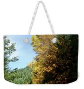Autumn 2 Weekender Tote Bag