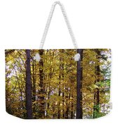 Autumn 5 Weekender Tote Bag