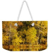 Autumn Color Weekender Tote Bag