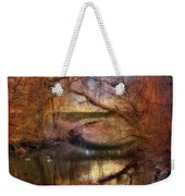 Autumn's End Weekender Tote Bag