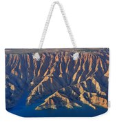 Bad Lands Weekender Tote Bag