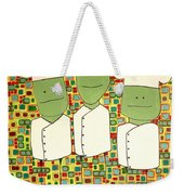 3 Bakers Weekender Tote Bag