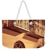 Balconies Weekender Tote Bag by Tom Gowanlock
