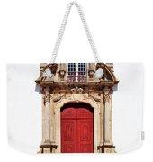 Baroque Portal Weekender Tote Bag