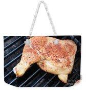 Bbq Chicken Weekender Tote Bag