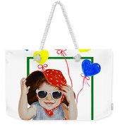 Be My Valentine Weekender Tote Bag