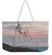 Beach Morning View Weekender Tote Bag